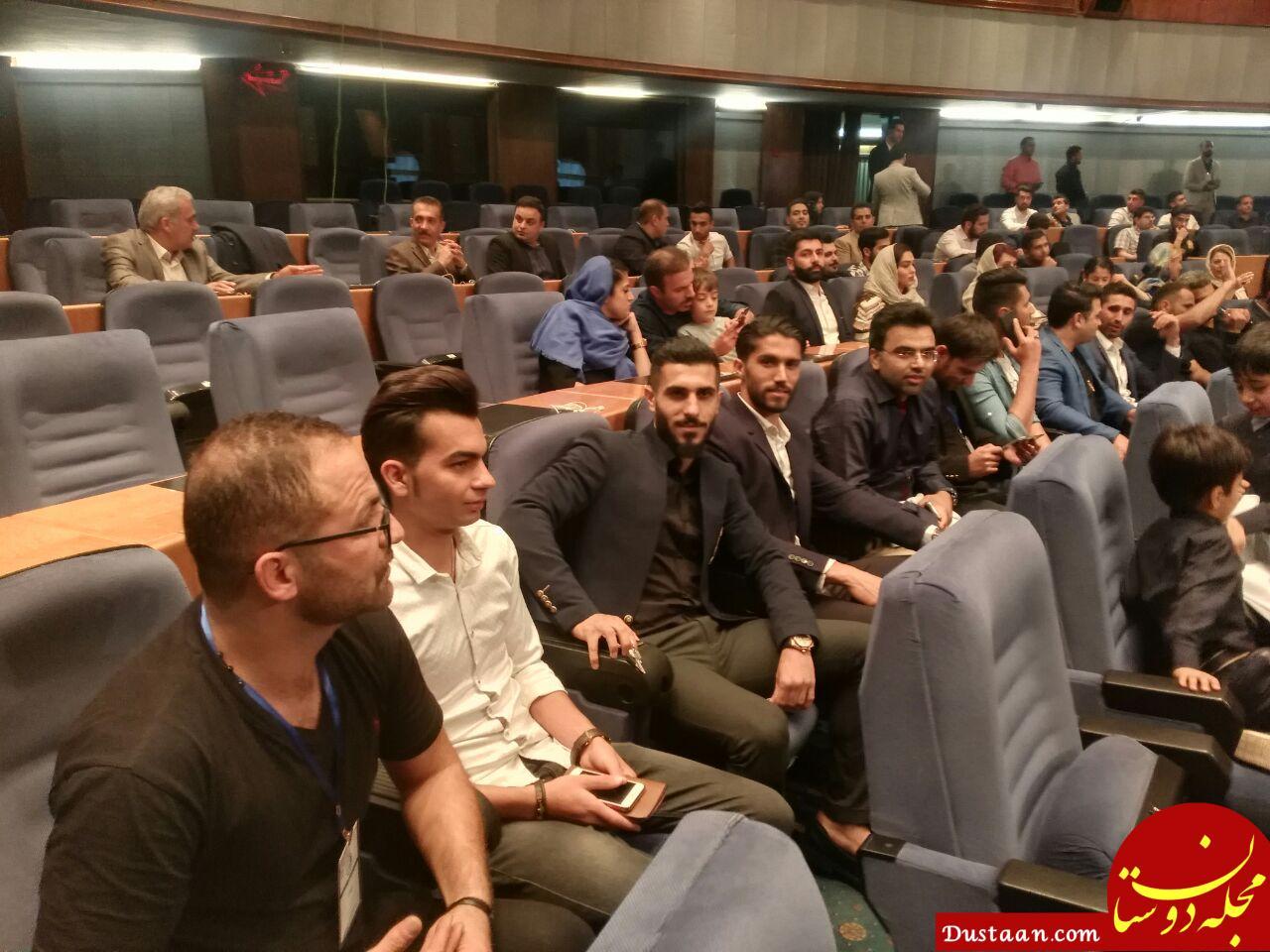 www.dustaan.com حواشی جالب جشن قهرمانی استقلال +تصاویر