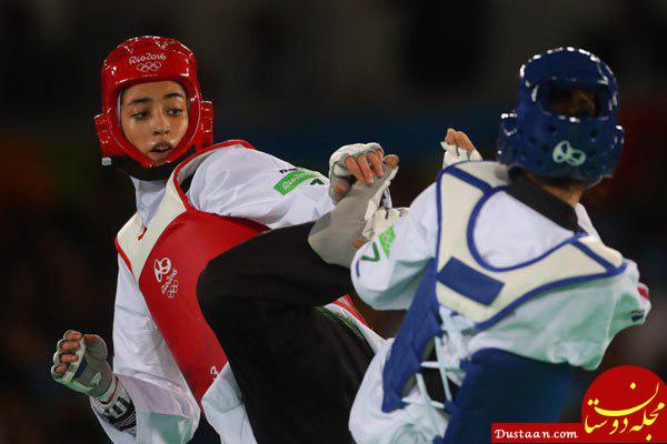 www.dustaan.com نایب قهرمانی ایران در مسابقات تکواندو قهرمانی آسیا