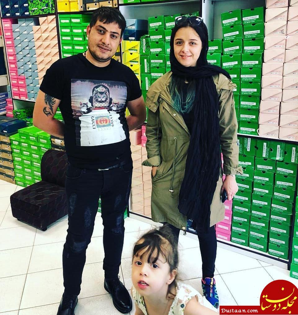 www.dustaan.com ترانه علیدوستی و دخترش حنا +عکس