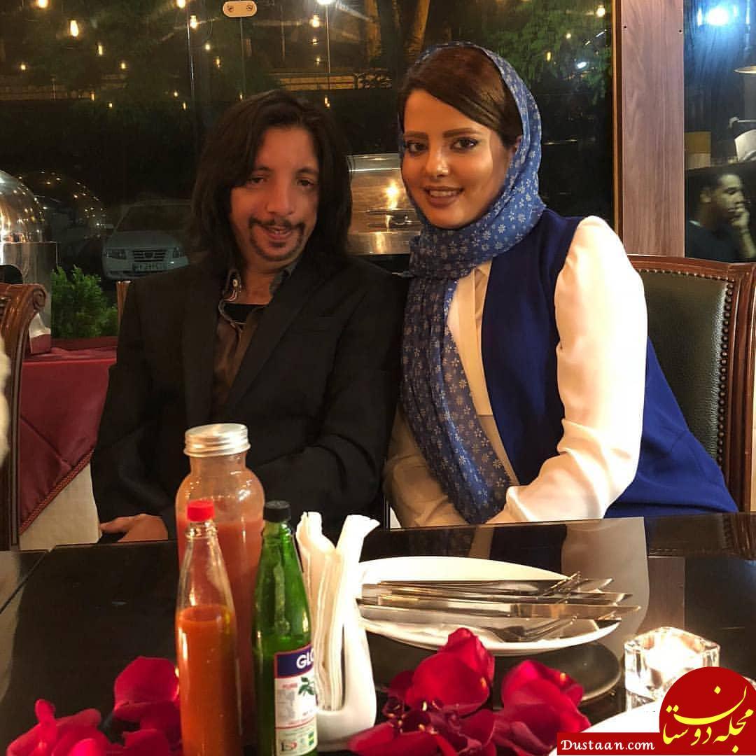 photo عکسهای زوج برنامه ماه عسل فرهاد و مهسا