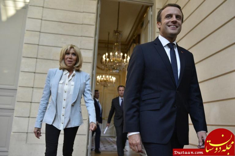 www.dustaan.com مکرون: شرکت های فرانسوی خودشان باید درباره ایران تصمیم بگیرند