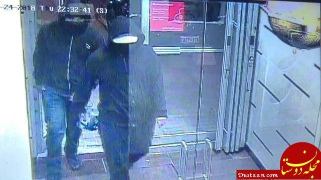 www.dustaan.com انتشار تصویر مظنونان انفجار بمب در داخل رستورانی در کانادا