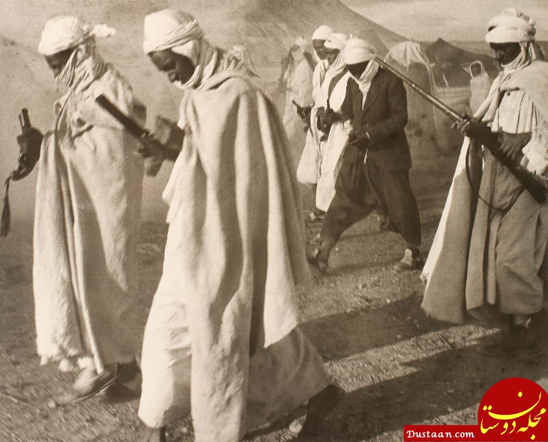 www.dustaan.com صحرای آفریقا در حدود 90 سال پیش +تصاویر