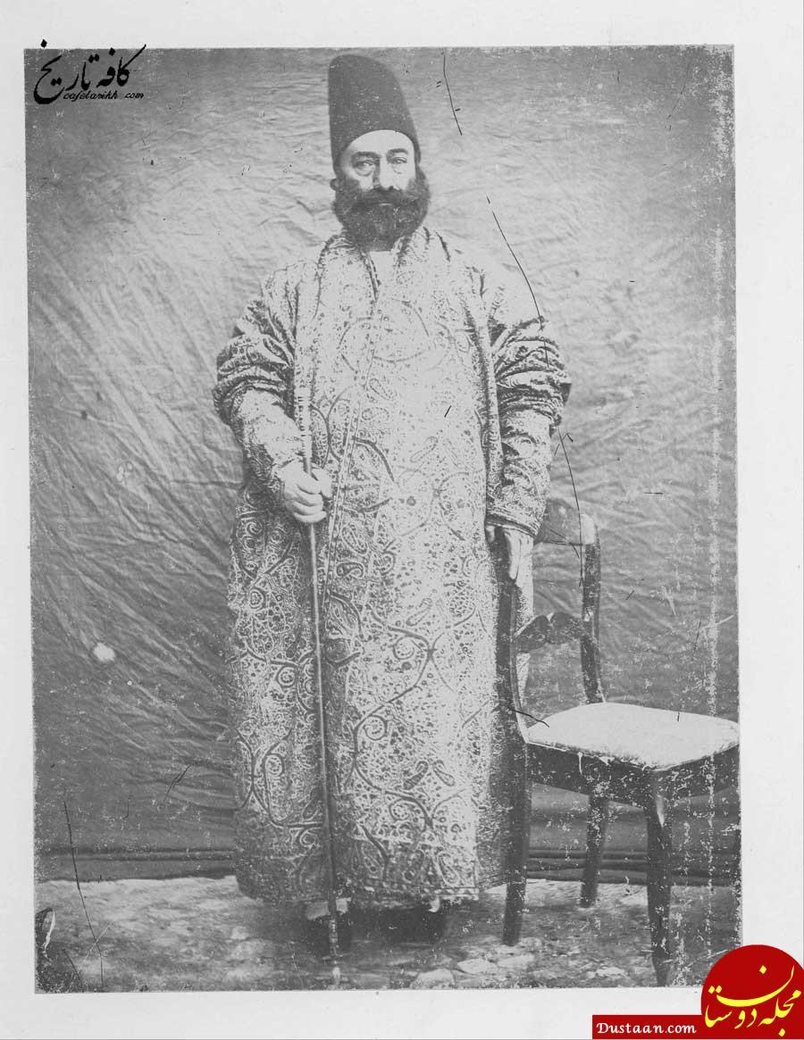عکس: قاتل امیرکبیر که بود؟