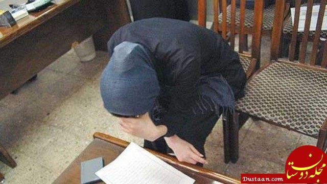 www.dustaan.com تقاضای شرم آور شوهر از زن جوانش +عکس