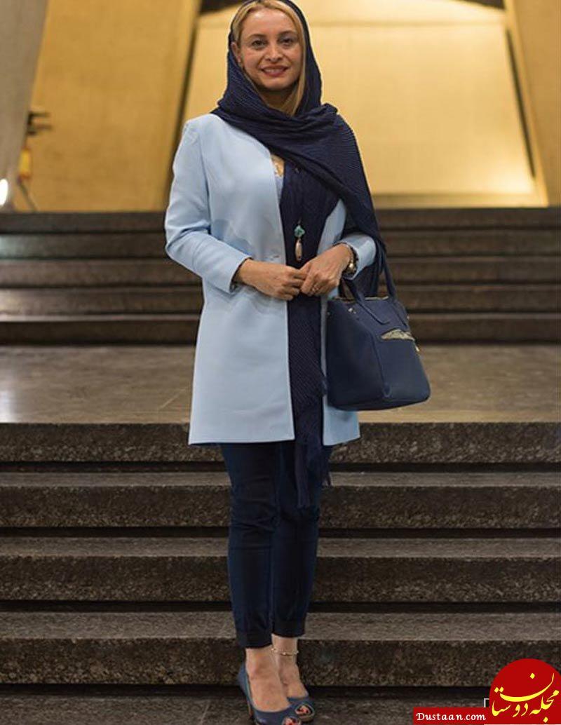 www.dustaan.com انتقاد خانم بازیگر از حاشیه سازی هنرمندان در فضای مجازی