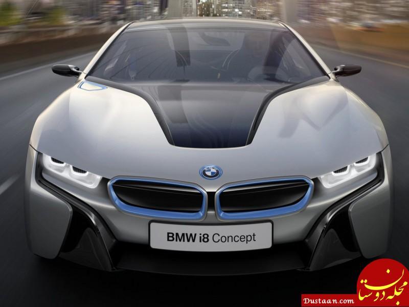 www.dustaan.com عرضه شارژر بی سیم برای خودروهای هیبریدی بی ام و