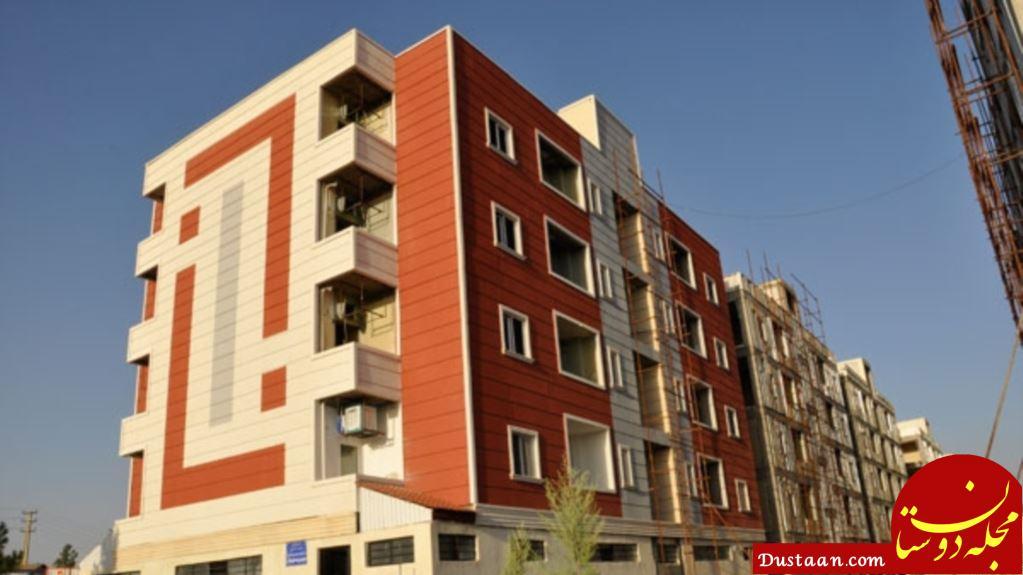 www.dustaan.com جدیدترین قیمت مسکن های معامله شده در تهران