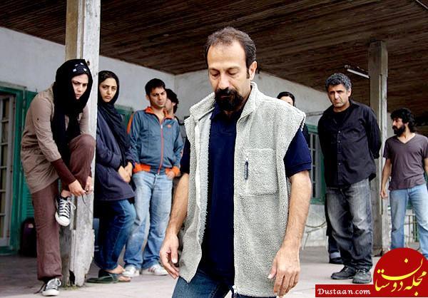 www.dustaan.com گلشیفته فراهانی: اصغر فرهادی حتی اسم مرا به زبان نمی آورد!
