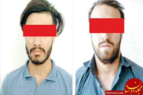 www.dustaan.com حکم اعدام دو عضو باند خرچنگ های سیاه در مشهد اجرا شد +عکس