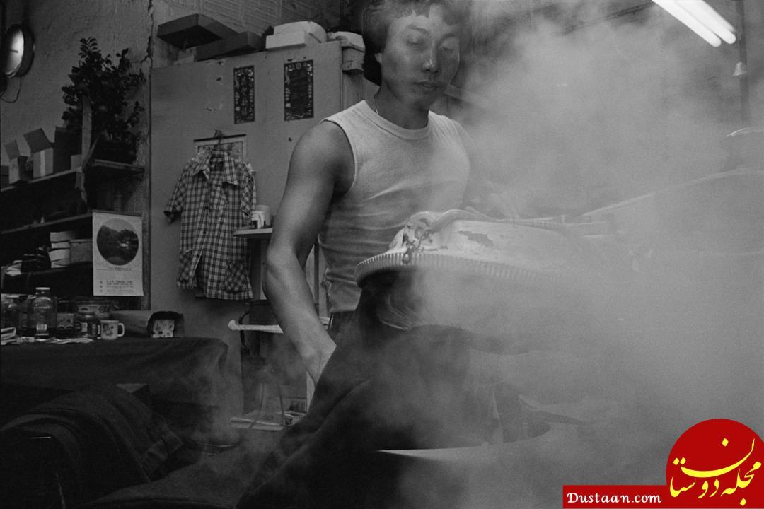 www.dustaan.com محله چینی ها در نیویورک قدیم +تصاویر