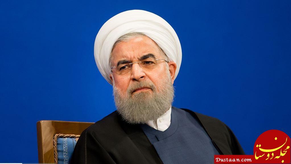 www.dustaan.com روحانی: رژیم صهیونیستی فقط زور را می فهد