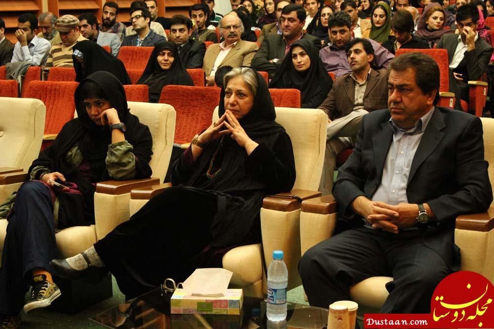 www.dustaan.com محسن تنابنده ستاره سینما نیست/فردوسی پور عوام فریب است