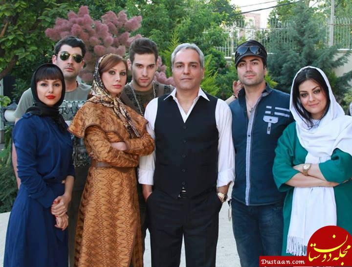 www.dustaan.com مهران مدیری زن ستیز است؟/ نگاهی به تصویر زنان در برنامه «دورهمی»