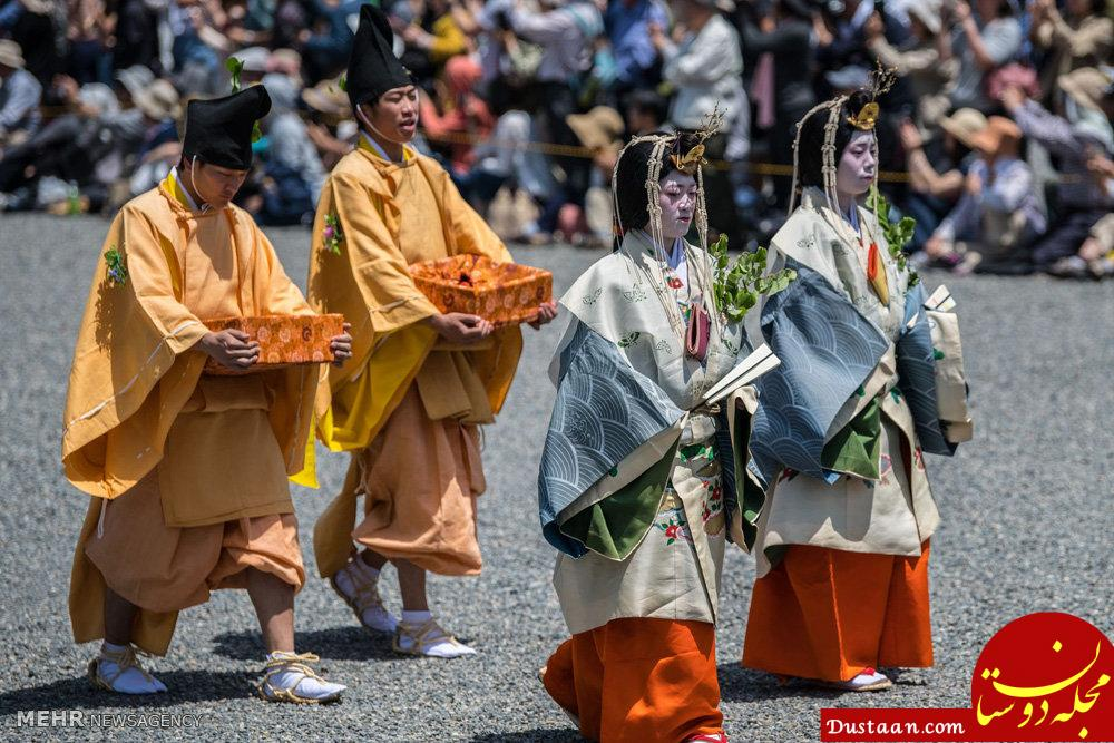www.dustaan.com جشنواره آئوئی در ژاپن +تصاویر