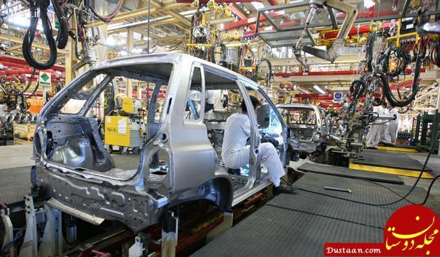 www.dustaan.com وزیر صنعت: خودروسازان می توانند تا 9.6 درصد گران کنند