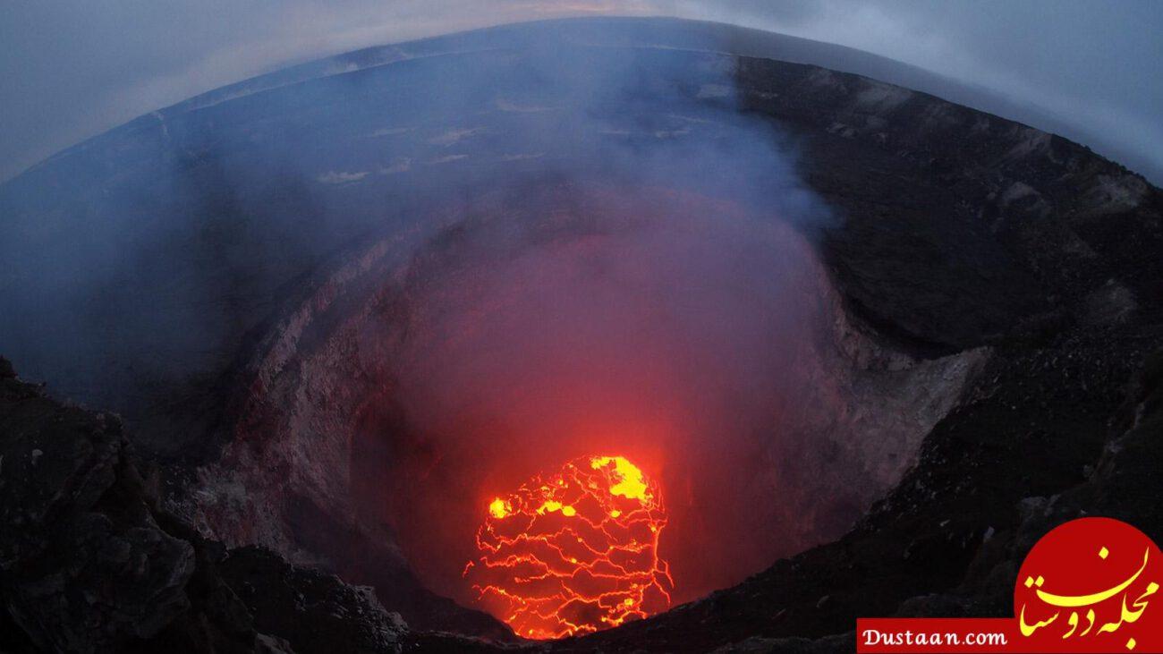 www.dustaan.com آتش فشان های مرگ بار کره زمین؛ از وزوو تا نیراگونگو +تصاویر