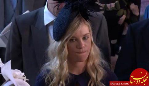 www.dustaan.com حسادت نامزد سابق شاهزاده انگلیس در عروسی سلطنتی! +عکس