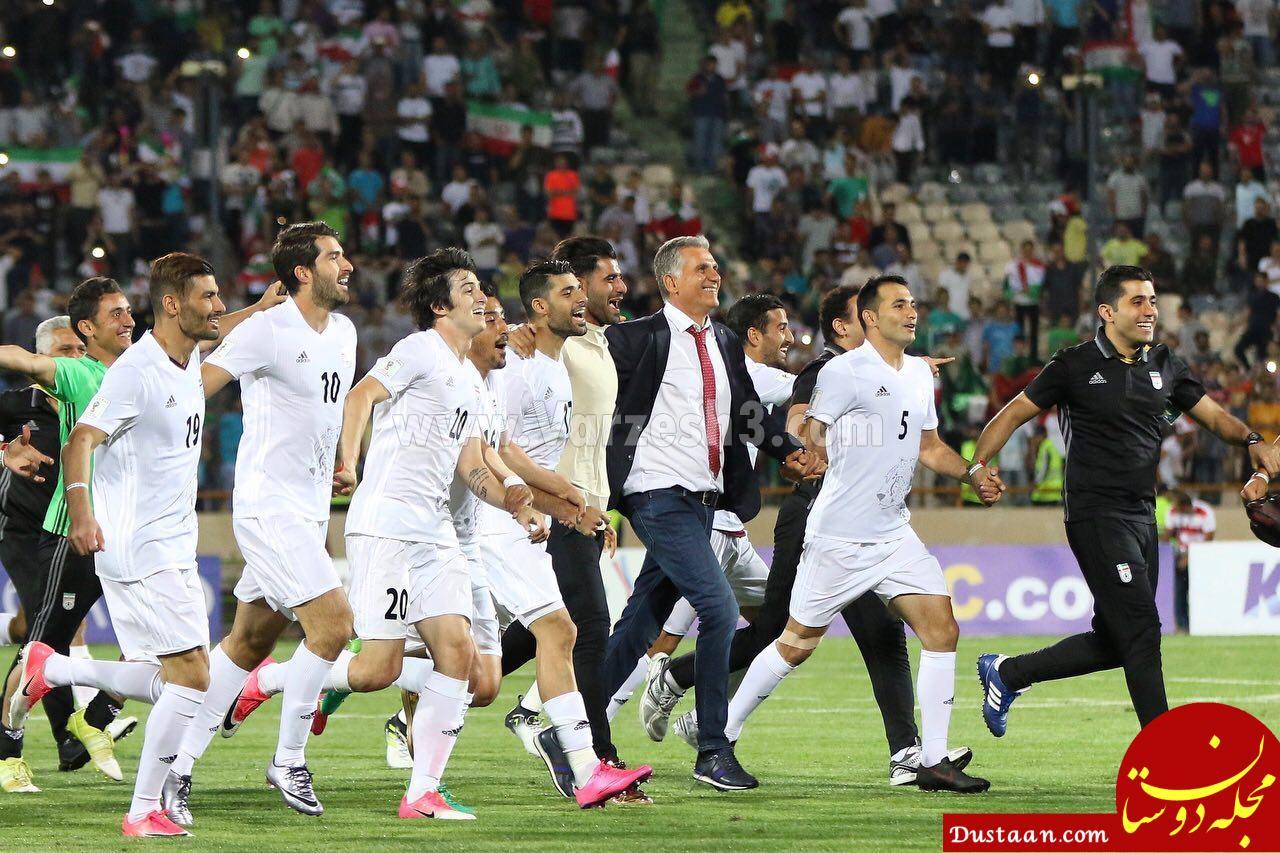 www.dustaan.com فهرست 24 نفره بازیکنان تیم ملی برای حضور در اردوی استانبول اعلام شد