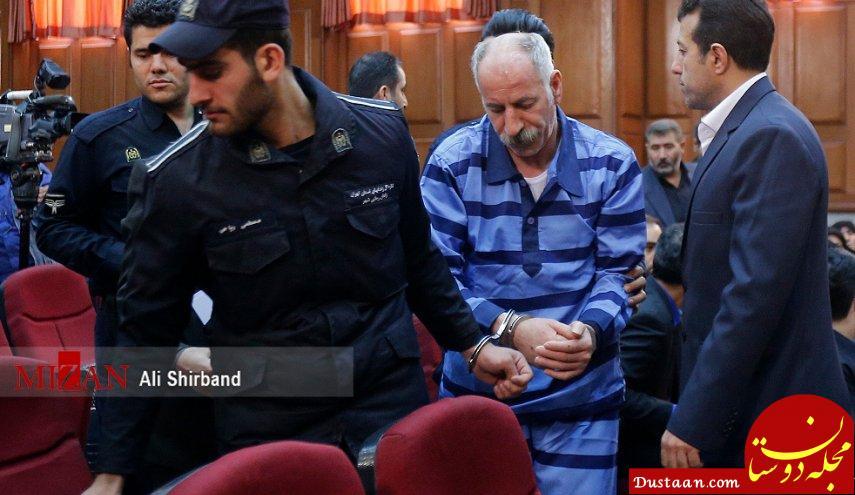 www.dustaan.com پرونده محمد ثلاث و قاتل بنیتا به اجرای احکام ارسال شد