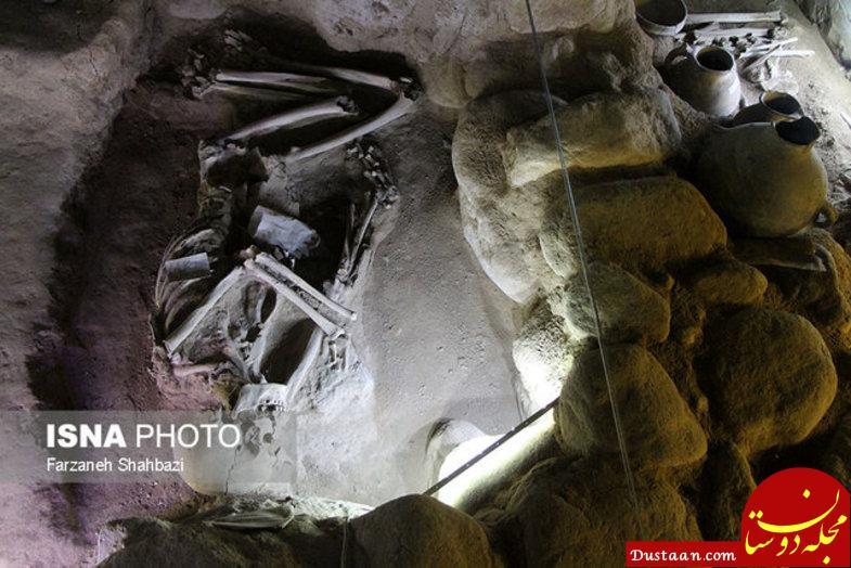 www.dustaan.com تصاویر: گورستان عجیب نوزادان در تبریز