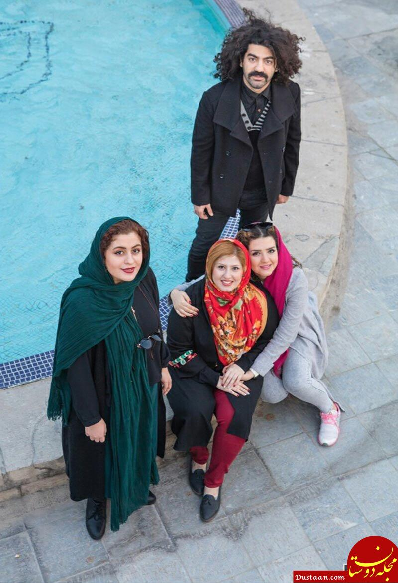 www.dustaan.com بیوگرافی و عکس های جذاب فاطیما بهارمست