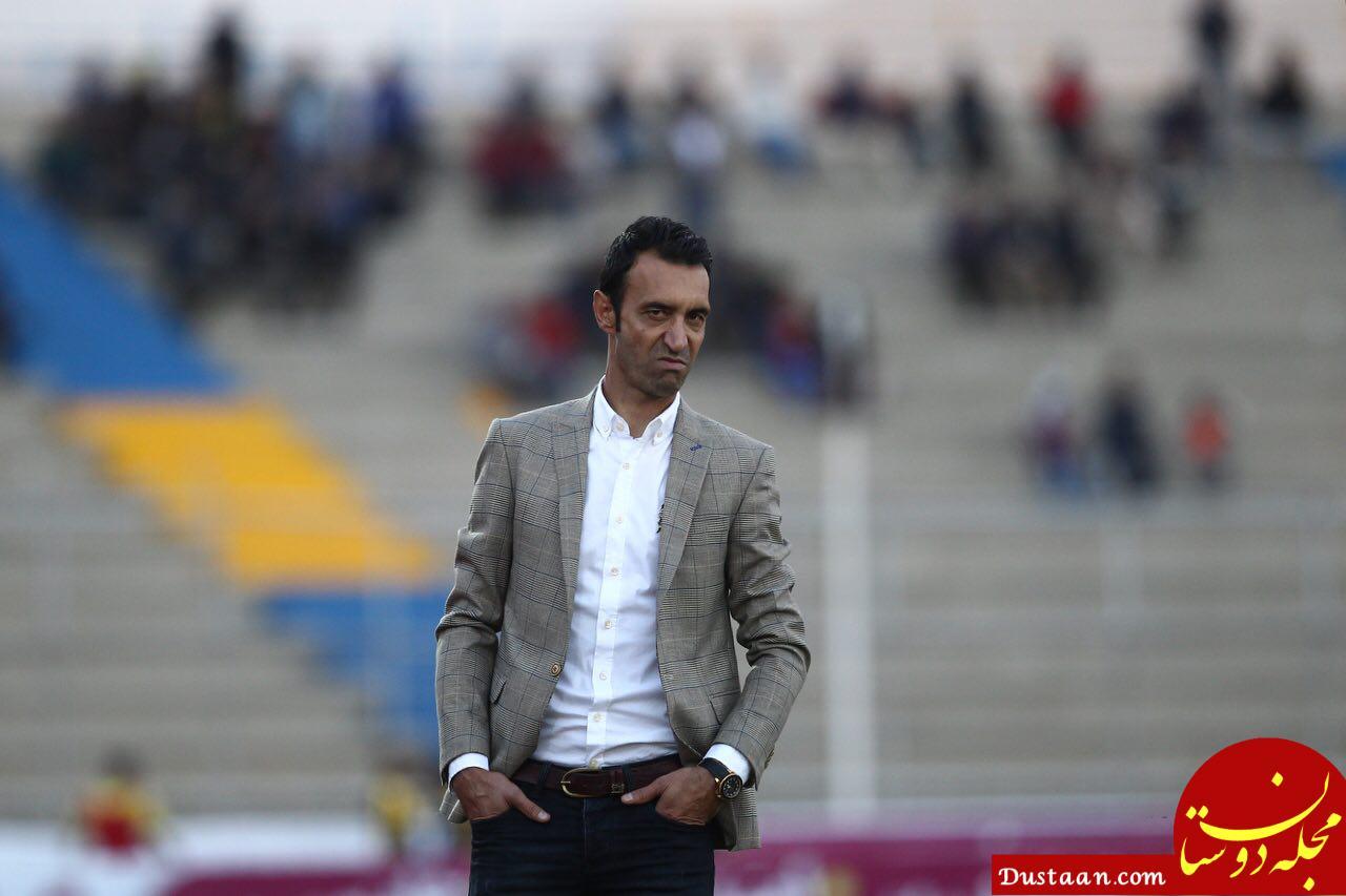 www.dustaan.com عنایتی: نمی توانم از لیست تیم ملی تعجب نکنم