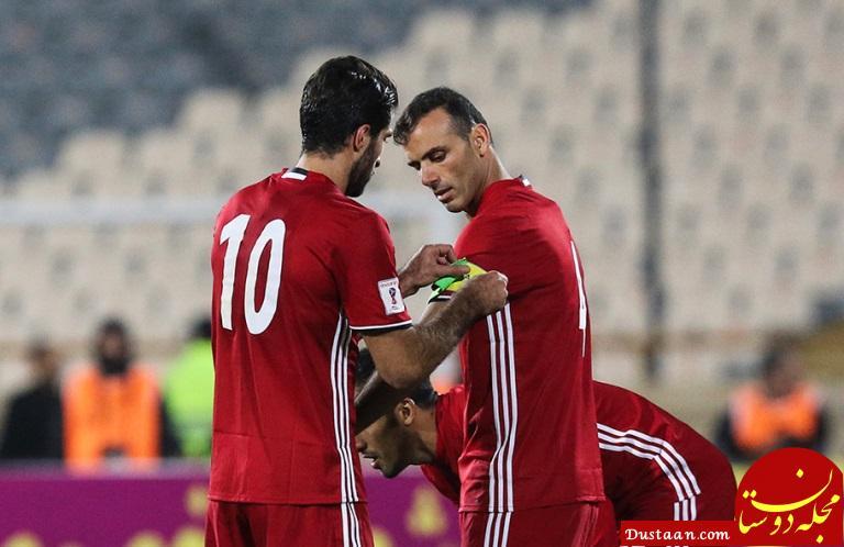 www.dustaan.com پشت پرده حذف سوپرمن پرسپولیس از لیست تیم ملی