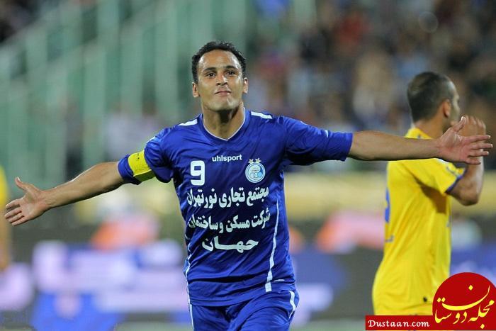 www.dustaan.com برهانی: باید از استقلال شکایت کنم تا باشگاه دنبال من بدود؟