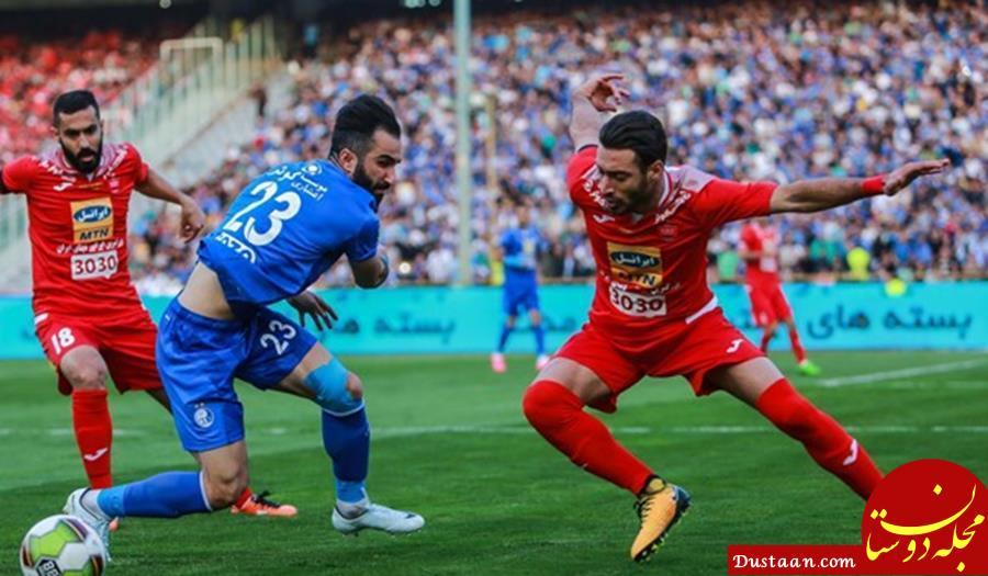 www.dustaan.com گزارش سایت AFC از عملکرد استقلال و پرسپولیس در لیگ قهرمانان آسیا