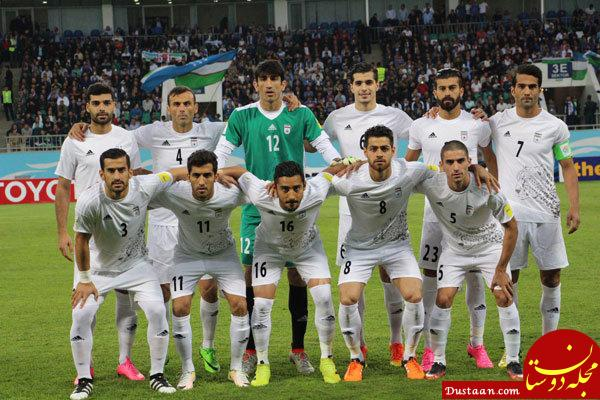 www.dustaan.com دیدار فوتبال ایران   یونان در یونان قطعی شد