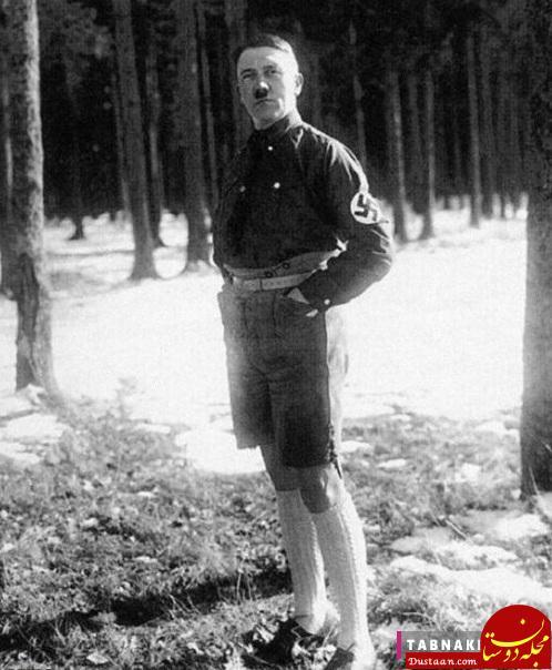 www.dustaan.com عکس هایی که آدولف هیتلر دوست نداشت منتشر شود!