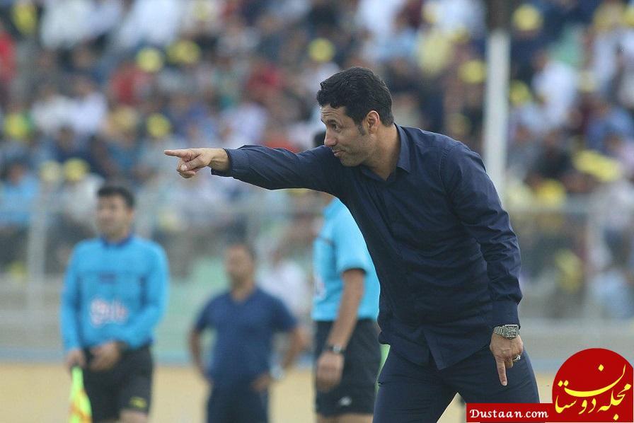 www.dustaan.com تارتار: کادرفنی تیم ملی نباید بازیکنان را مقابل مربیان باشگاهی قرار بدهد