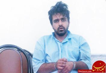 www.dustaan.com مرد متجاوز با شلوار زنانه! +عکس