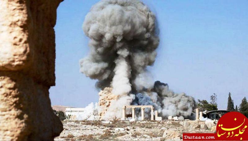 www.dustaan.com 26 کشته در حمله انتحاری داعش در تدمر سوریه