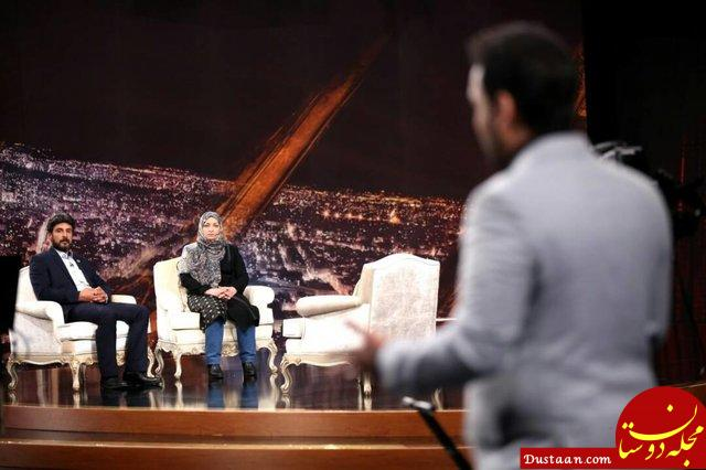 www.dustaan.com پشت صحنه برنامه «ماه عسل» چه خبر است؟ +تصاویر