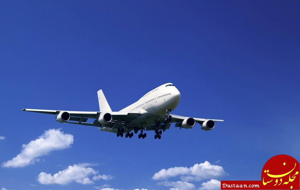 www.dustaan.com هواپیما ربایی در آسمان ایران