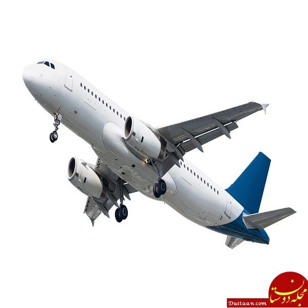 www.dustaan.com توضیح سازمان هواپیمایی کشور درباره خبر هواپیما ربایی در آسمان ایران