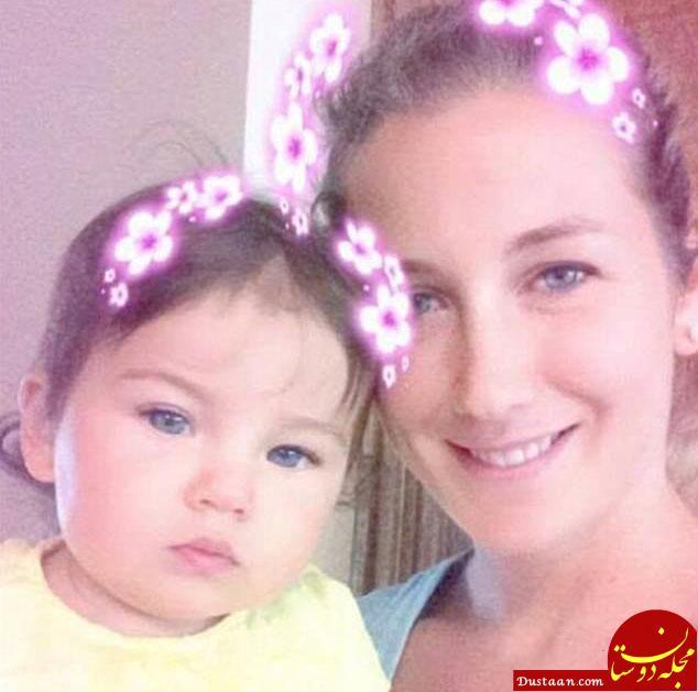 www.dustaan.com مسابقه ی مرگ در فلوریدا مادر و نوزادش را به کشتن داد! +تصاویر