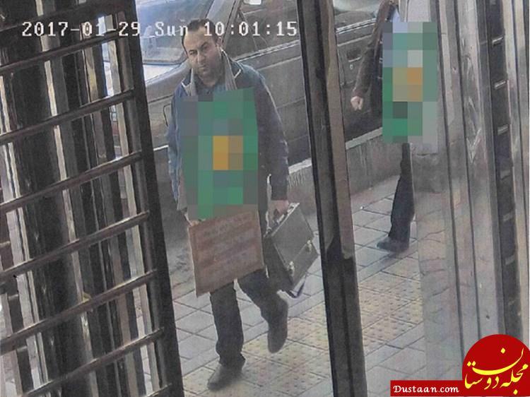 www.dustaan.com عکس: این کلاهبردار فراری را شناسایی کنید