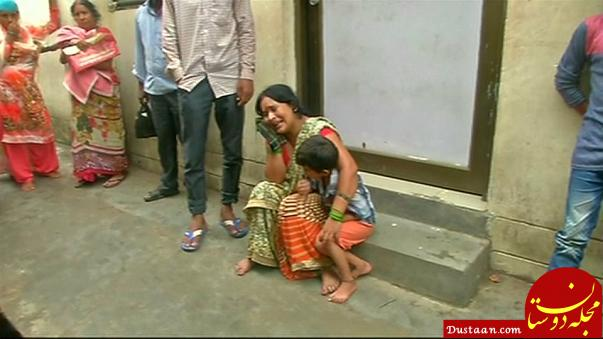 www.dustaan.com دختربچه 3 ساله پس از خوردن شیر مادرش جان باخت