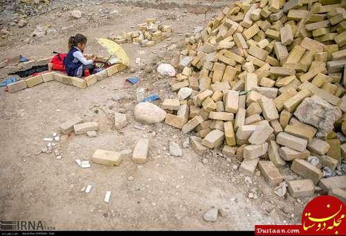 www.dustaan.com هفت ماه پس از زلزله شهرستان سرپل ذهاب +تصاویر