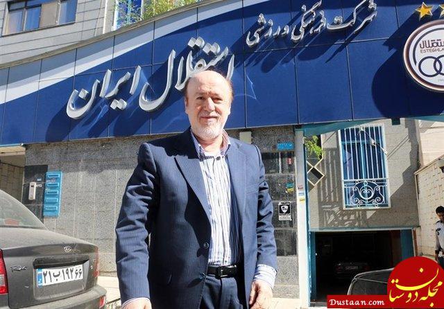 www.dustaan.com افتخاری: به باشگاه الکویت تذکر دادیم / برخی دوست ندارند تیام در استقلال بماند