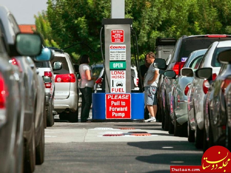 www.dustaan.com افزایش بی سابقه قیمت بنزین در ژاپن