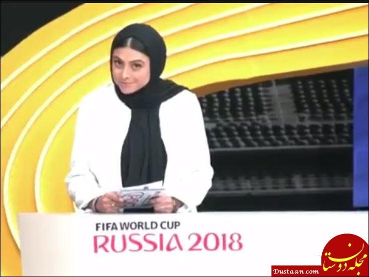 www.dustaan.com کنار گذاشتن مجری زن به بهانه استفاده ابزاری از زنان!
