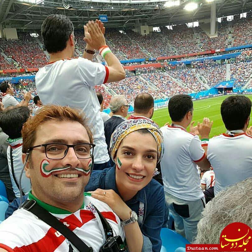 www.dustaan.com عکس های دیدنی بازیگران ایرانی در جام جهانی روسیه