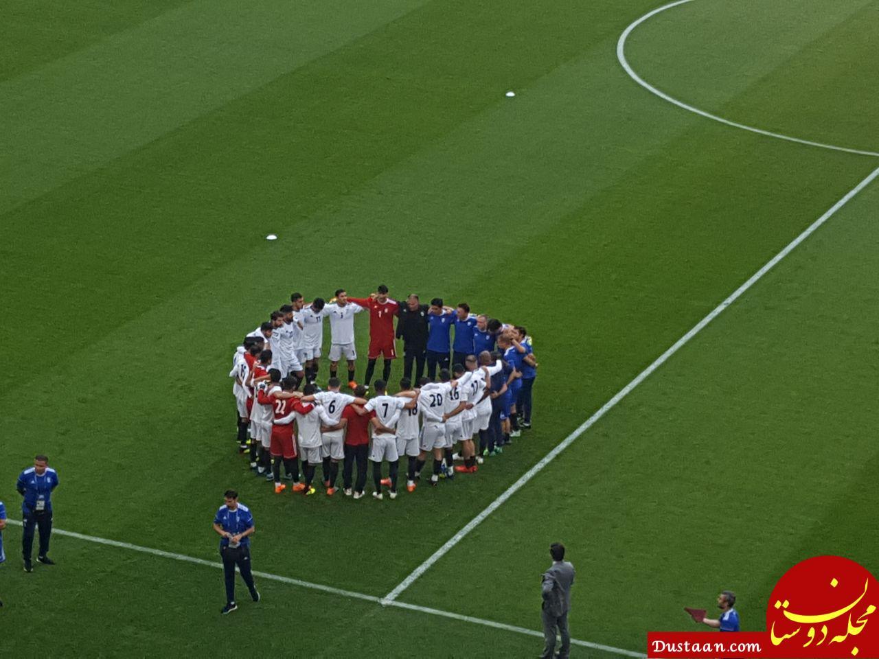 www.dustaan.com تماشای فیلم «سرباز رایان» برای بازیکنان تیمملی |حلقه اتحاد قبل از بازی با پرتغال
