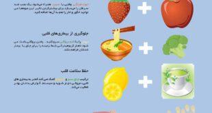 این خوراکی ها را با هم بخورید