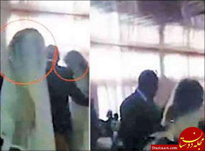 www.dustaan.com خیانت داماد جوان در شب عروسی اش فاش شد!