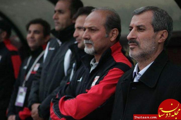 www.dustaan.com یار غار مایلی کهن برای تیم ملی ریشش را می زند؟